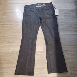 New 7 for all mankind bootcut jeans
